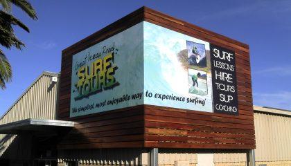 Shopfront signage Torquay