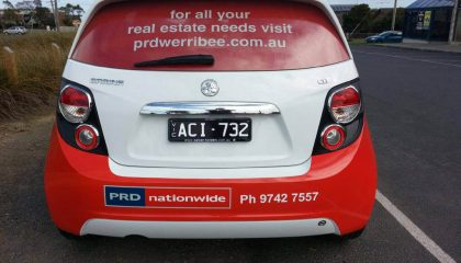 Car graphics Werribee