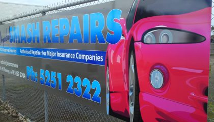 Display signs signwriting Torquay