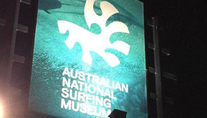 Lightbox signage, Geelong and Surf Coast
