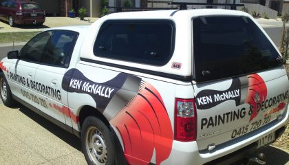 Car graphics Torquay