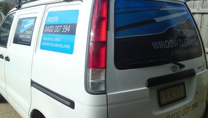 Vehicle signwriters Geelong
