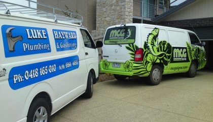 Vehicle graphics Torquay