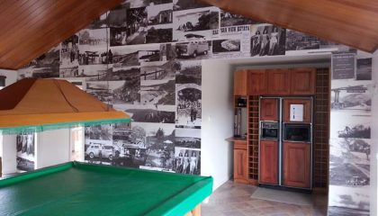 Digital wall graphic printing